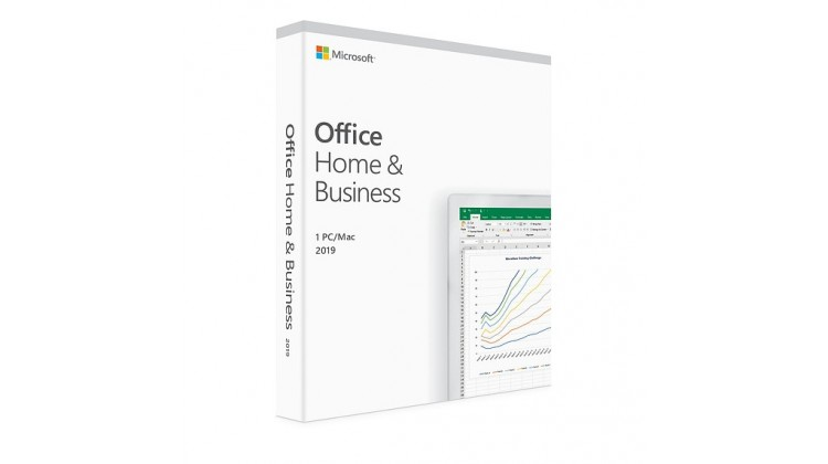 Microsoft Office Home & Business 2019 PL Box Win/Mac 32/64bit