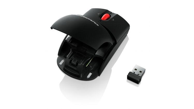 Lenovo Mysz laserowa bezprzewodowa / Laser Wireless Mouse - 0A36188