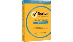 Symantec Norton Security Deluxe 3.0 PL 1 USER 3 DEVICE 12M
