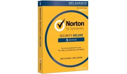 Symantec Norton Security Deluxe 3.0 PL 1 USER 5 DEVICE 12M