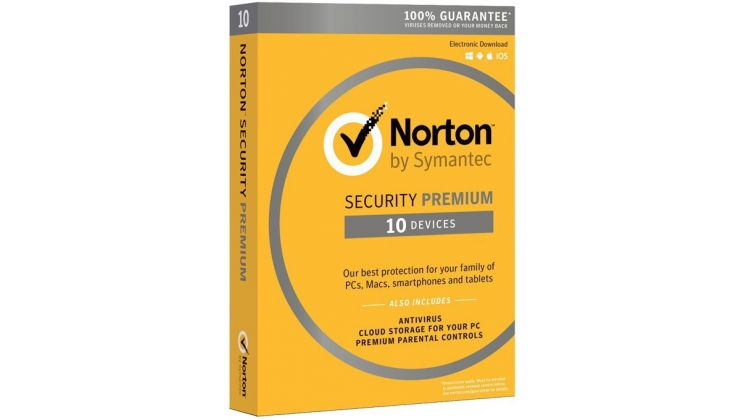 Symantec Norton Security Deluxe 3.0 PL 1 USER 10 DEVICE 12M