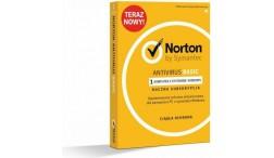 Symantec Norton Antivirus Basic PL 1 USER 1 DEVICE 12M